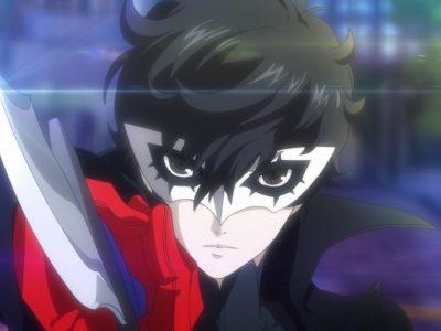 Persona 5 Strikers Blade
