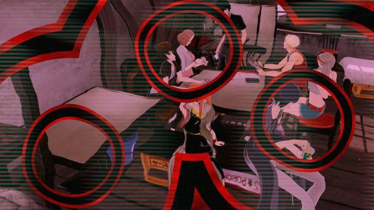 Persona 5 Strikers Vs P5 4