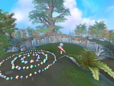 Runescape Fairy Rings Rework Cinematic Shot