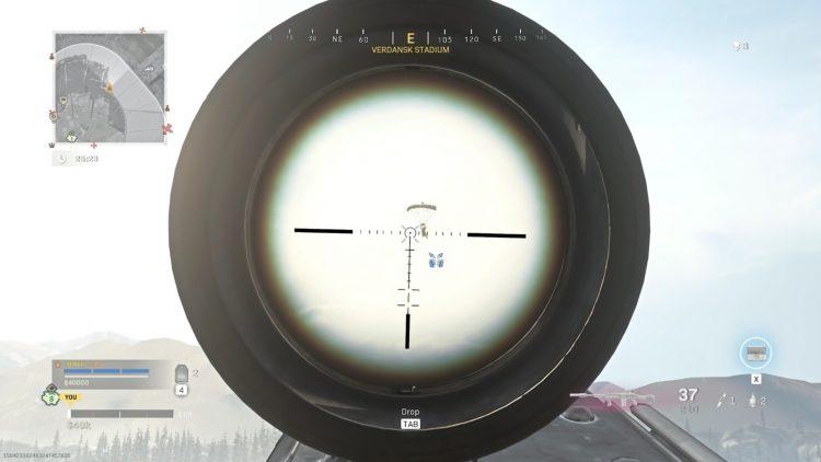 Stoner 63 Warzone 200 Meter Kill