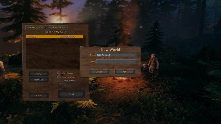 Valheim Best Map Seed Guide Dedicated Servers Multiplayer 1
