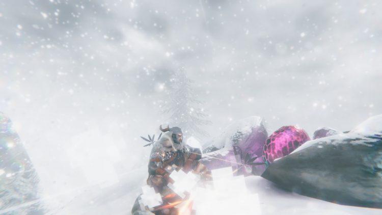 Руководство по Вальхейму Как найти броню серебряного волка Сопротивление холоду Вишневая кость Горы Биом 2