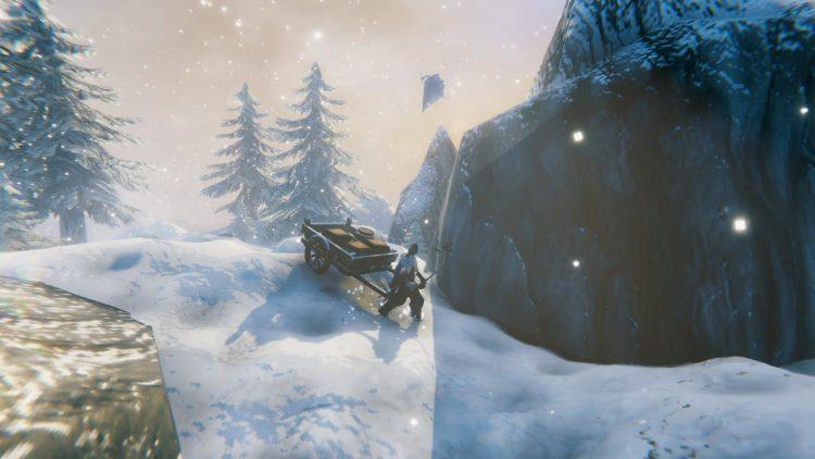 Руководство по Вальхейму Как найти броню серебряного волка Сопротивление холоду Вишневая кость Горы Биом 3