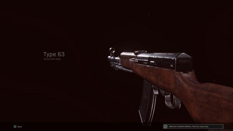 Warzone Type 63