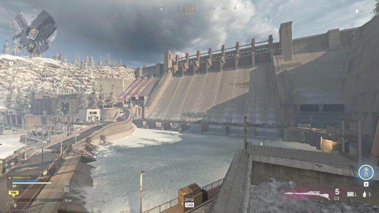 Warzone Best Drop Locations Dam