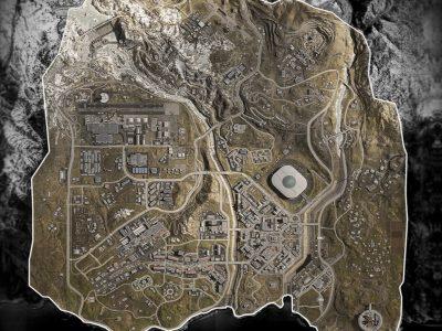 Warzone Best Drop Locations Verdansk Map