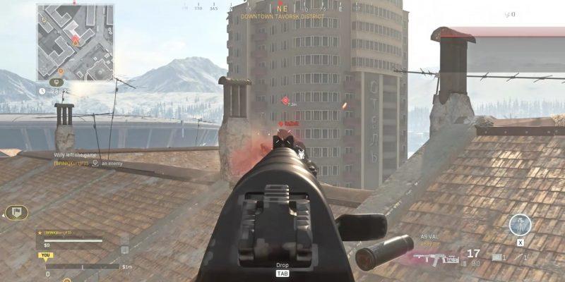 Warzone Solos best guns As Val Loadout