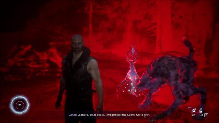 Werewolf The Apocalypse Earthblood Yfen Spirits Experience Points 2
