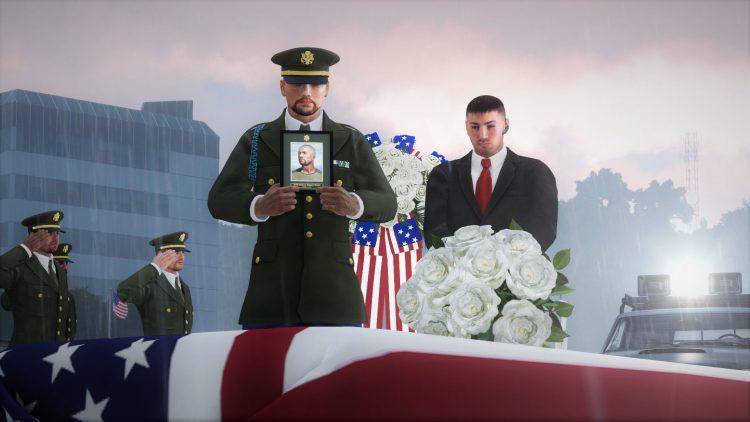 Arma 3 Art Of War Charity Dlc Funeral