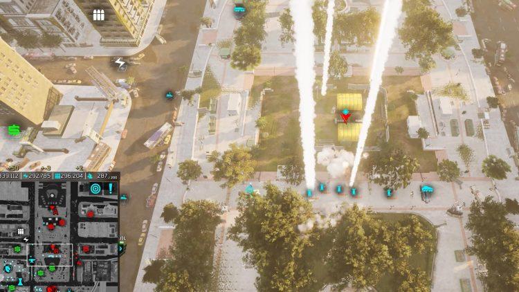 Eximius Seize The Frontline Gameplay Commander