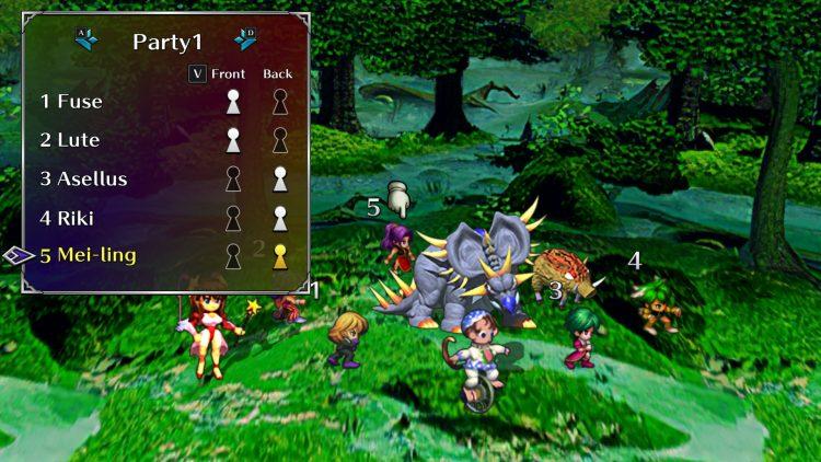 Legend Of Mana Saga Frontier Remastered Steam Pc 4