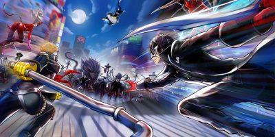 Persona 5 Strikers Guide Hub Blade