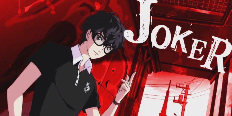 Persona 5 Strikers Joker kyoto jail