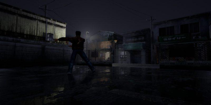 Unreal Engine 4Shenmue