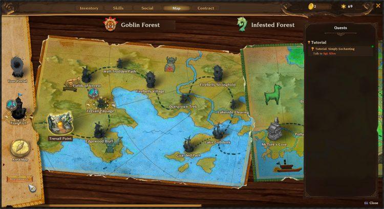 Torchlight Iii Update Map