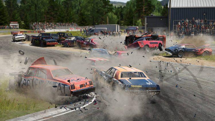 Wreckfest Xbox Game Pass February