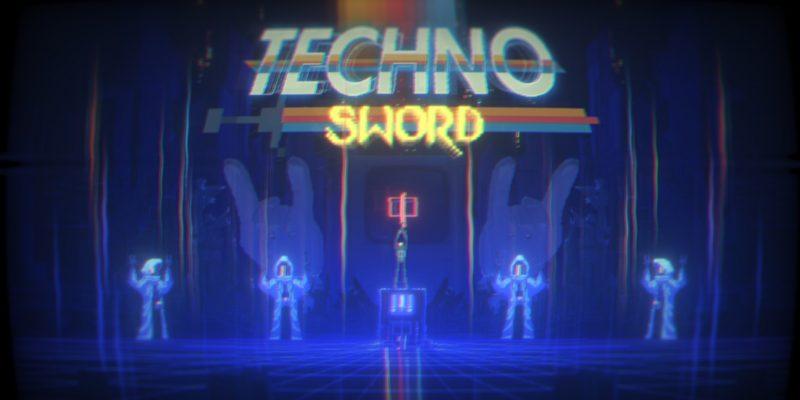 narita boy techno-sword