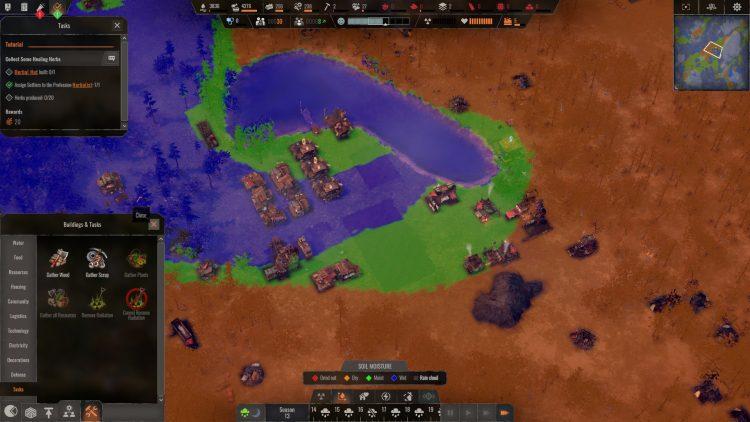 Endzone: A World Apart beginner guide