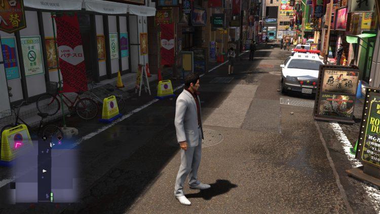 Yakuza 6 technical review