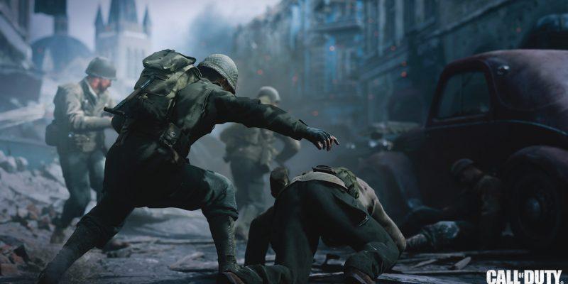 Call of Duty: WWII Vanguard