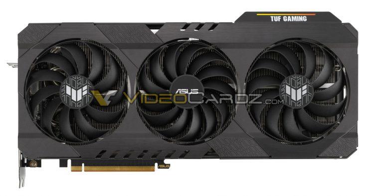 Asus Radeon Rx 6700 Tuf Gaming Oc