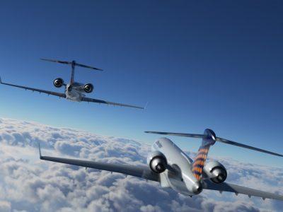 Aerosoft CRJ - Microsoft Flight Simulator
