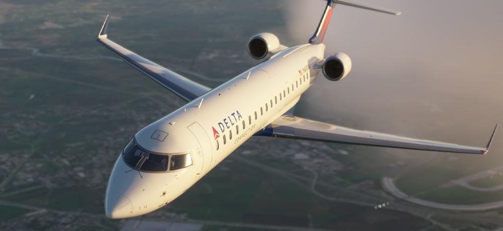 Aerosoft Crj 500 700 For Microsot Flight Simulator