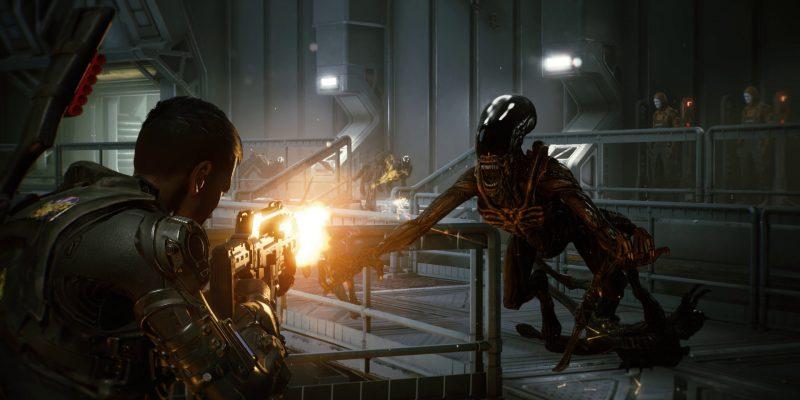 Aliens Fireteam 10