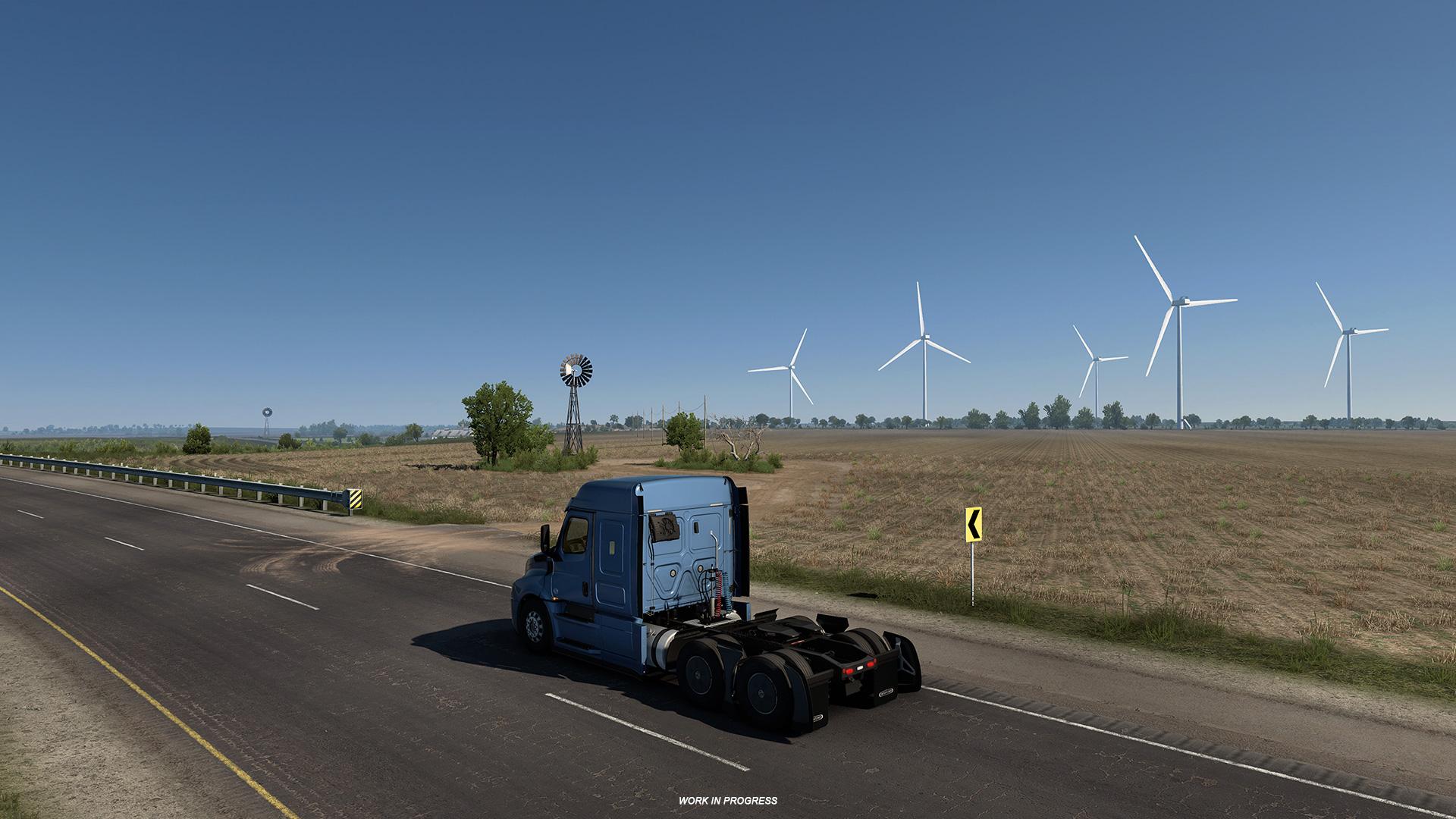American Truck Simulator Texas Early 2