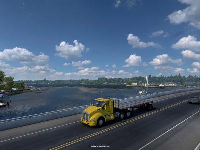 American Truck Simulator Texas Early 3