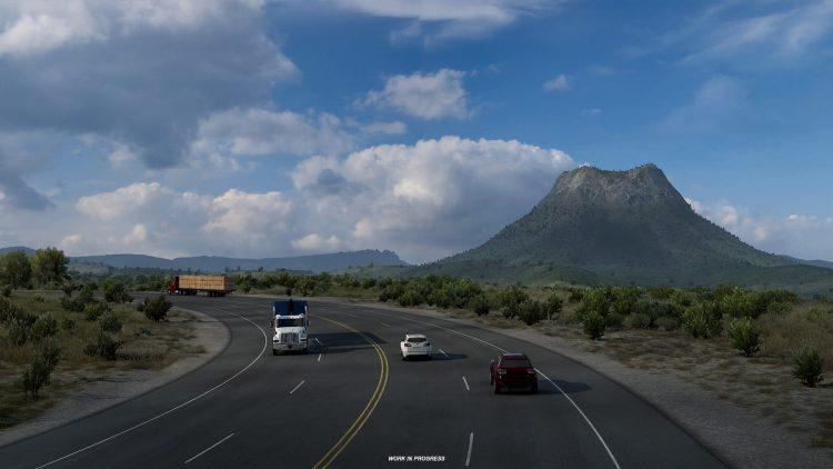 American Truck Simulator Texas Early 8