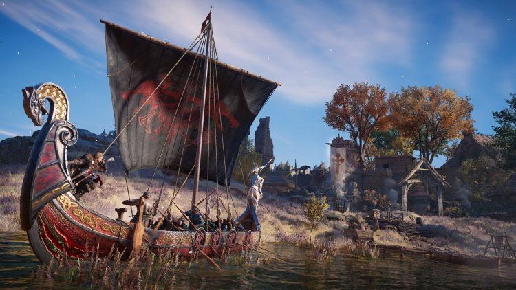 Assassin's Creed Valhalla transmog