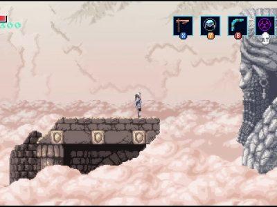 Axiom Verge 2 Gameplay
