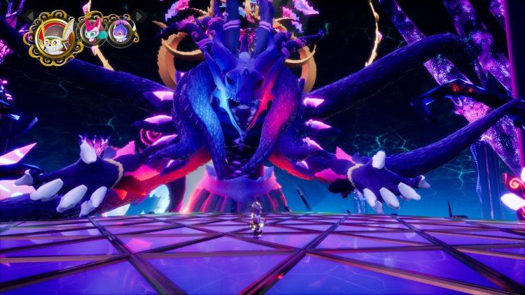 Balan Wonderworld Final Boss 3