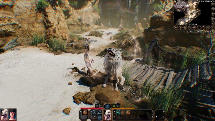 Baldur's Gate 3 Druid Wild Shape Animal Transformations Guide Bg 3 Druid Animal Transformation 1