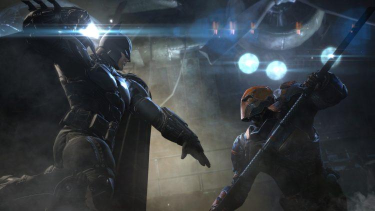 Batman Origins Online