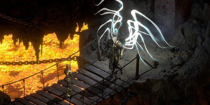 Diablo Ii Resurrected ultrawide monitors mod mods modding