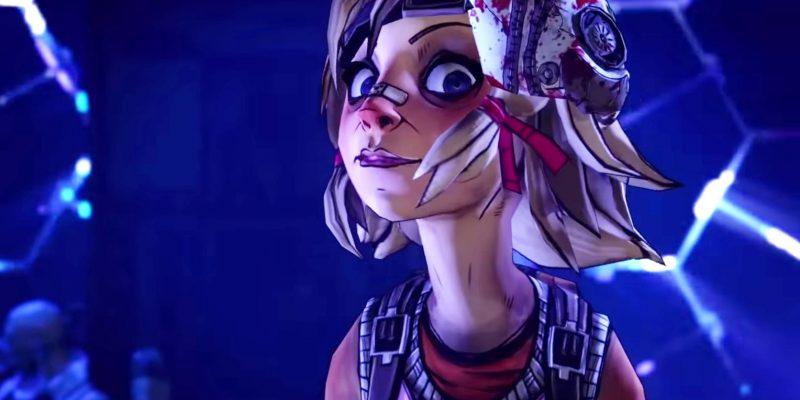 Borderlands Movie Find Its Tiny Tina In Young Gamora Ariana Greenblatt (2)