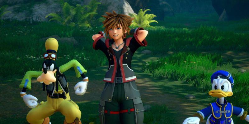 Content Drop March 2021 Pc Game Releases Kingdom Hearts, Balan Wonderworld, Yakuza 6