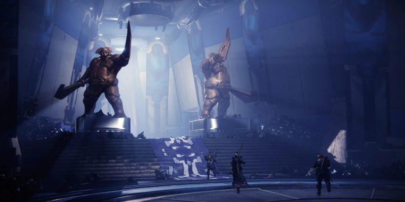 Destiny 2 Proving Grounds Strike How To Access Start Season Of The Chosen