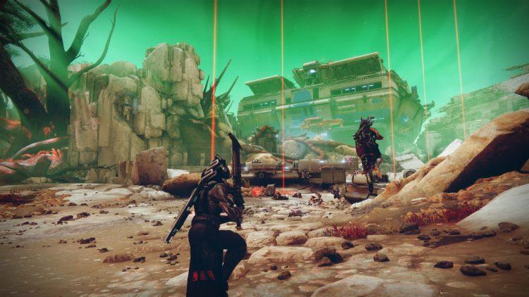 Destiny 2 Proving Grounds Strike How To Access Start Season Of The Chosen 1