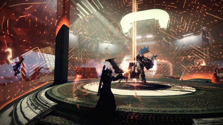 Destiny 2 Proving Grounds Strike How To Access Start Season Of The Chosen 4b