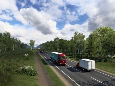 Euro Truck Simulator 2 Heart Of Russia Wip 2