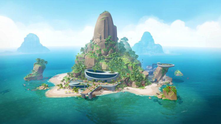 Evil Genius 2 Island Base