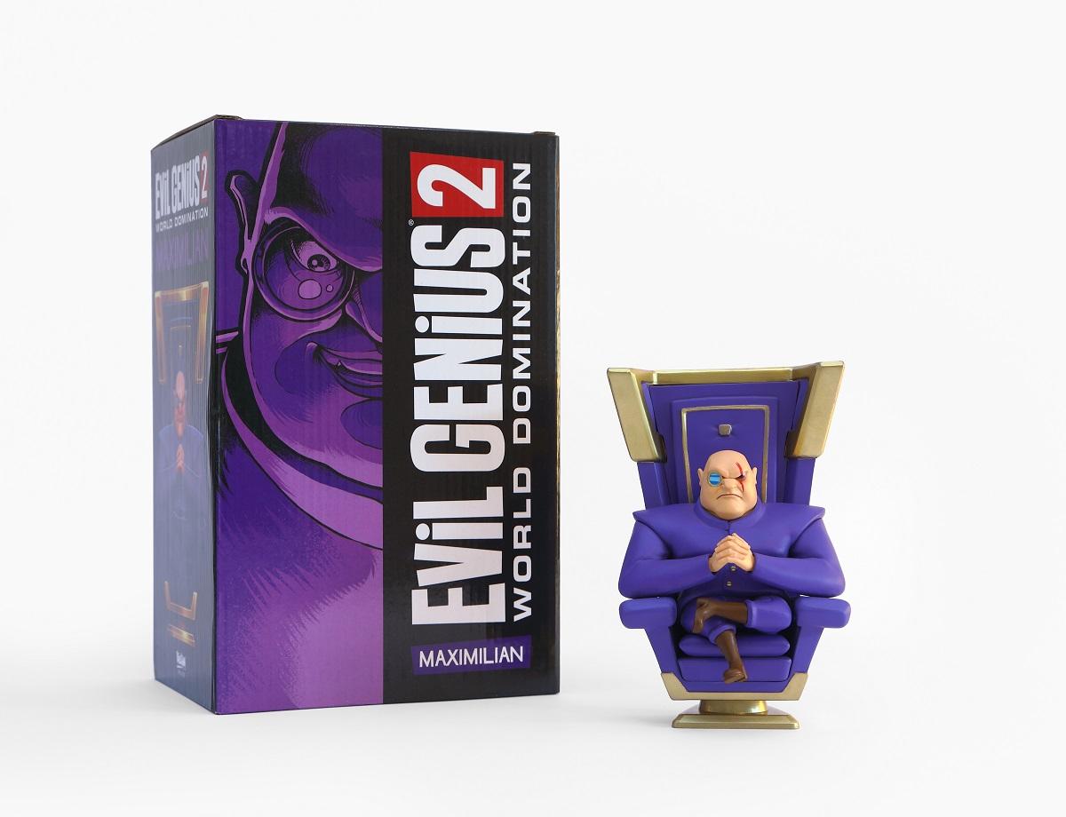 Evilgenuis2 Maximilian Figurine