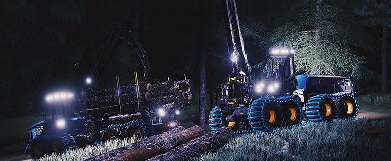 Farming Simulator 19 Rottne Pack 1