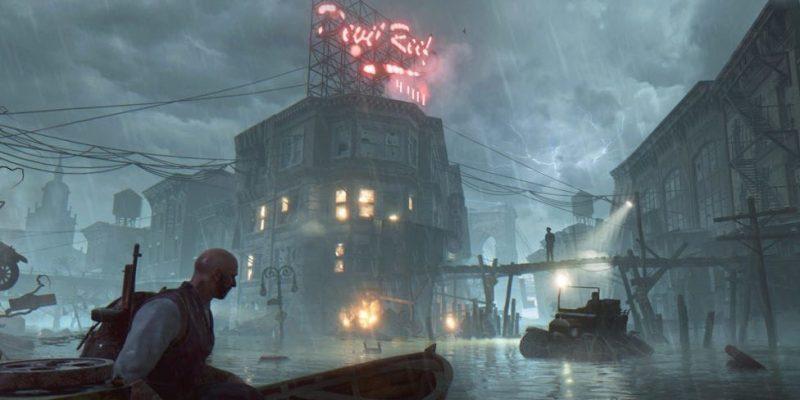 Forgwares Nacon The Sinking City