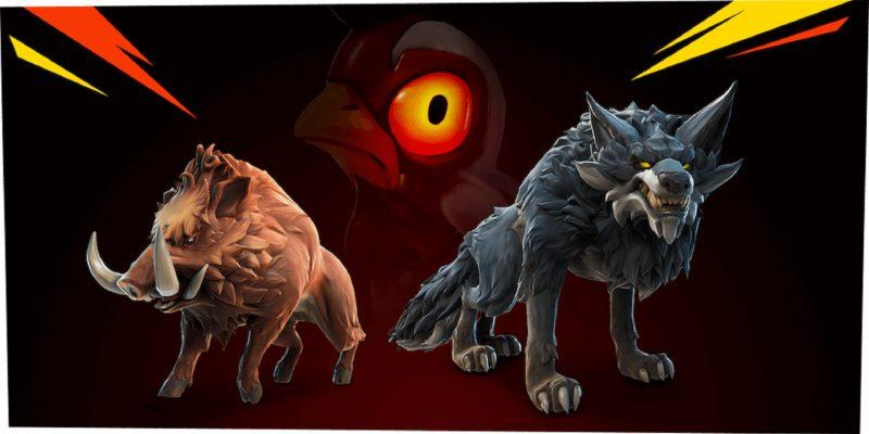 Fortnite Season 6 Tame Animals
