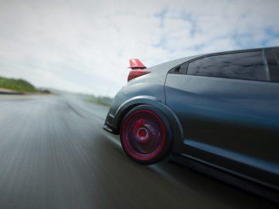 Forza Horizon 4 Civic Sleek