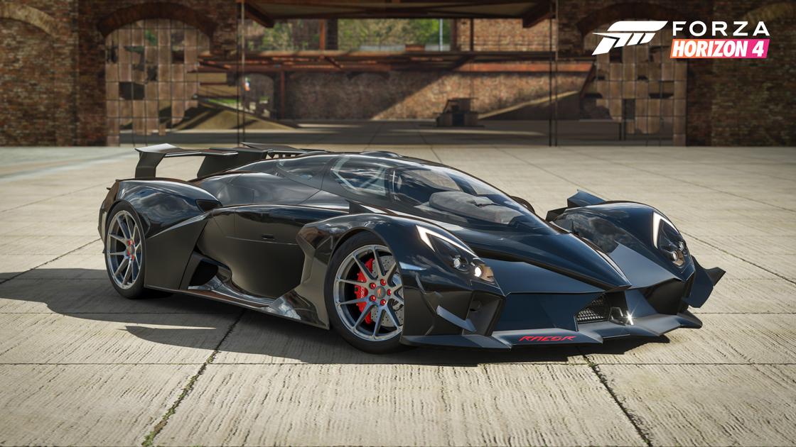 Forza Horizon 4 Raesr Tachyon